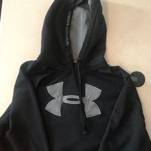 Men's under Armour medium hoodie